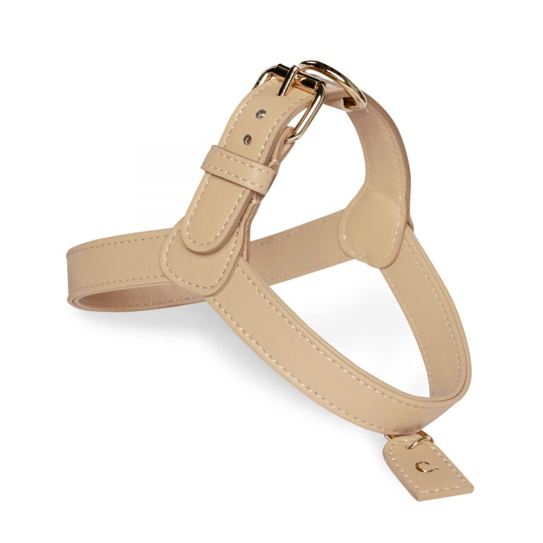 Nude harness tag
