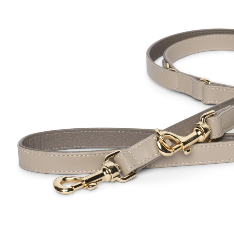 Beige special edition leash